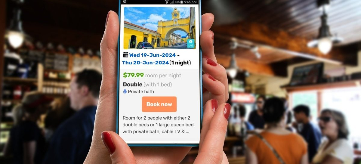 GermanyInstantBooking.com - Øk reservasjonen med en fullt tilpassbar, men likevel billig og effektiv bookingmotor for hoteller og herberger