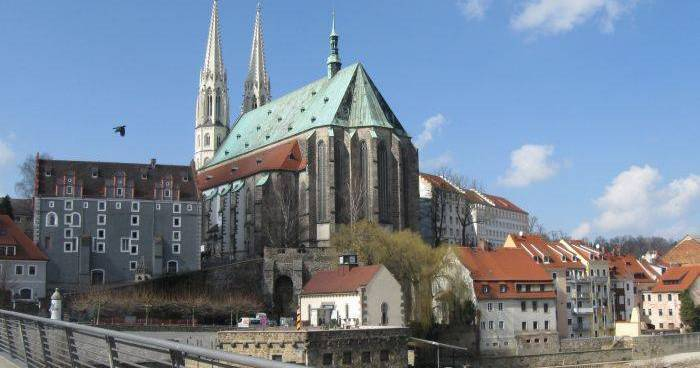 holiday reservations in Gorlitz