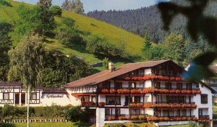 Find low rates and reserve hotels in Alpirsbach
